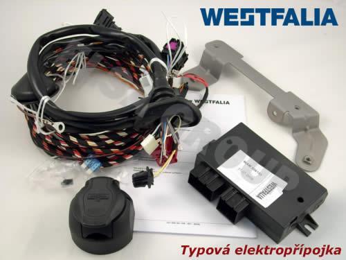 Elektropřípojka VW Polo 7pin