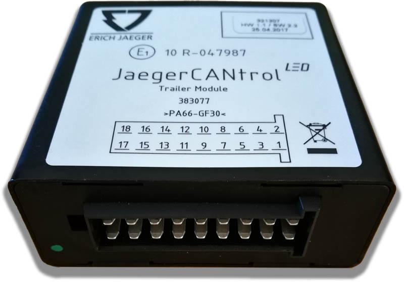 ND Modul Erich Jaeger 321307 12V LED