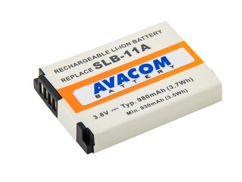 Samsung SLB-11A Li-Ion 3.8V 980mAh 3.7Wh