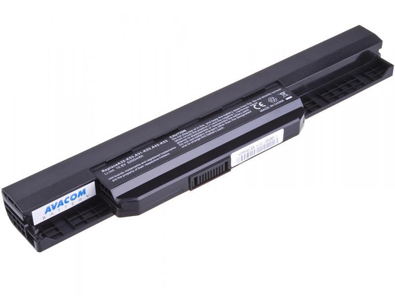 Asus A43/A53/A45/X84 Li-Ion 10,8V 5200mAh/56Wh