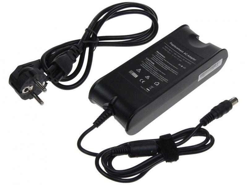 Nabíjecí adaptér pro notebook Dell 19,5V 3,34A 65W osmiúhelníkový konektor 7,4mm x 5,0mm