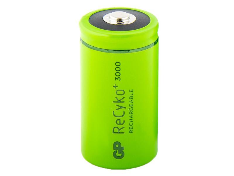 Nabíjecí baterie C GP Recyko+ 3000mAh Ni-MH 1ks Bulk
