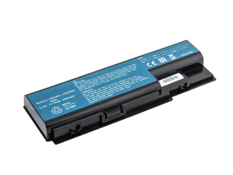 Acer Aspire 5520/6920 Li-Ion 10,8V 4400mAh
