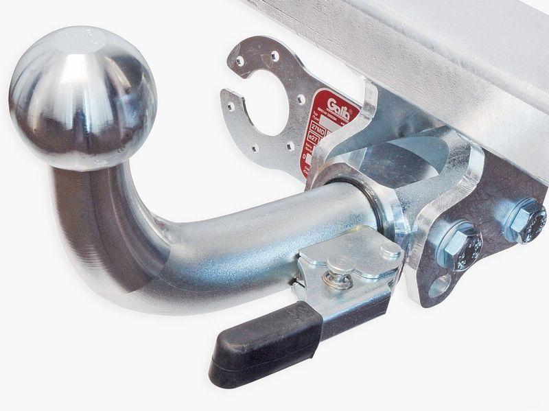 Tažné zařízení Fiat Bravo 2007- , odnímatelný bajonet, Galia