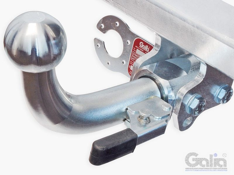 Tažné zařízení Lancia Ypsilon 2011- , odnímatelný bajonet, Galia