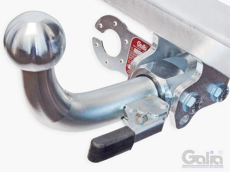 Tažné zařízení Mitsubishi Outlander 2012- , odnímatelný bajonet, Galia
