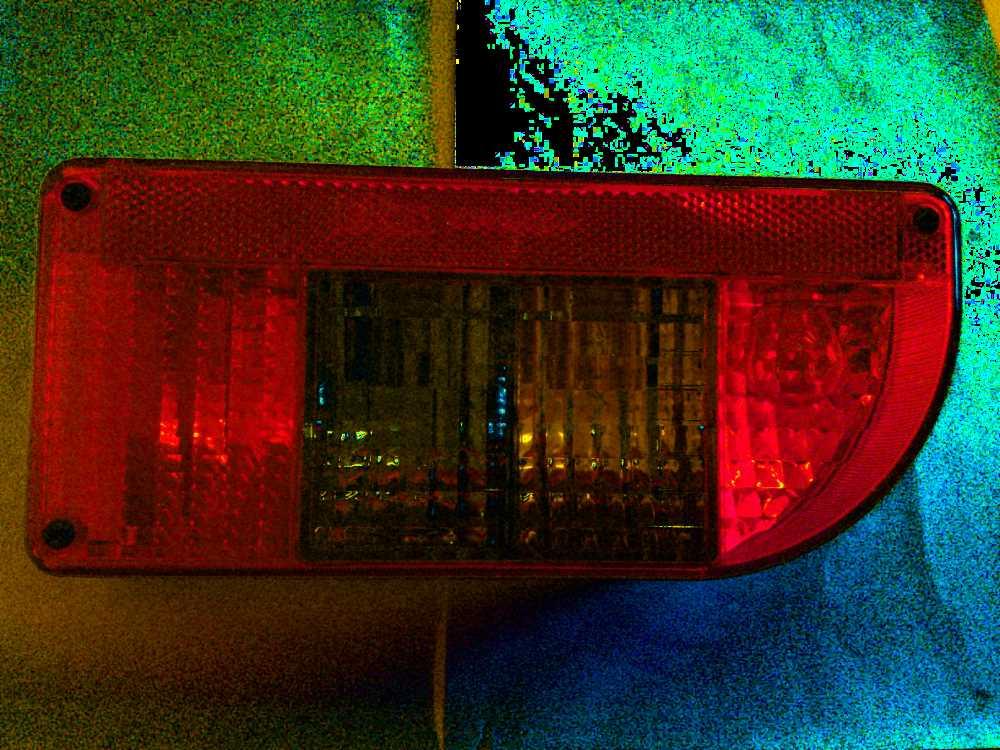 Svítilna Jokon 821 sdružená - pravá, P-BL/BR/KO/ML/CO/RZ