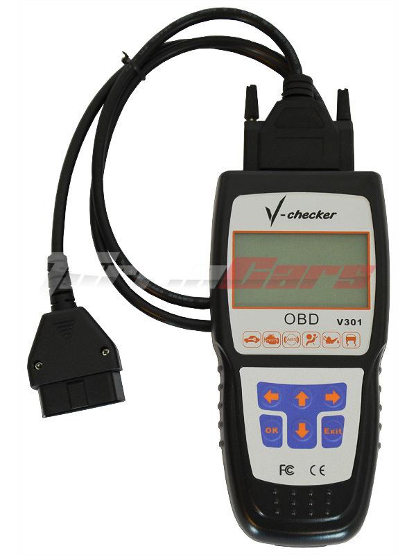 V301 V-checker profi diagnostika OBD2/EOBD CZ SIXTOL