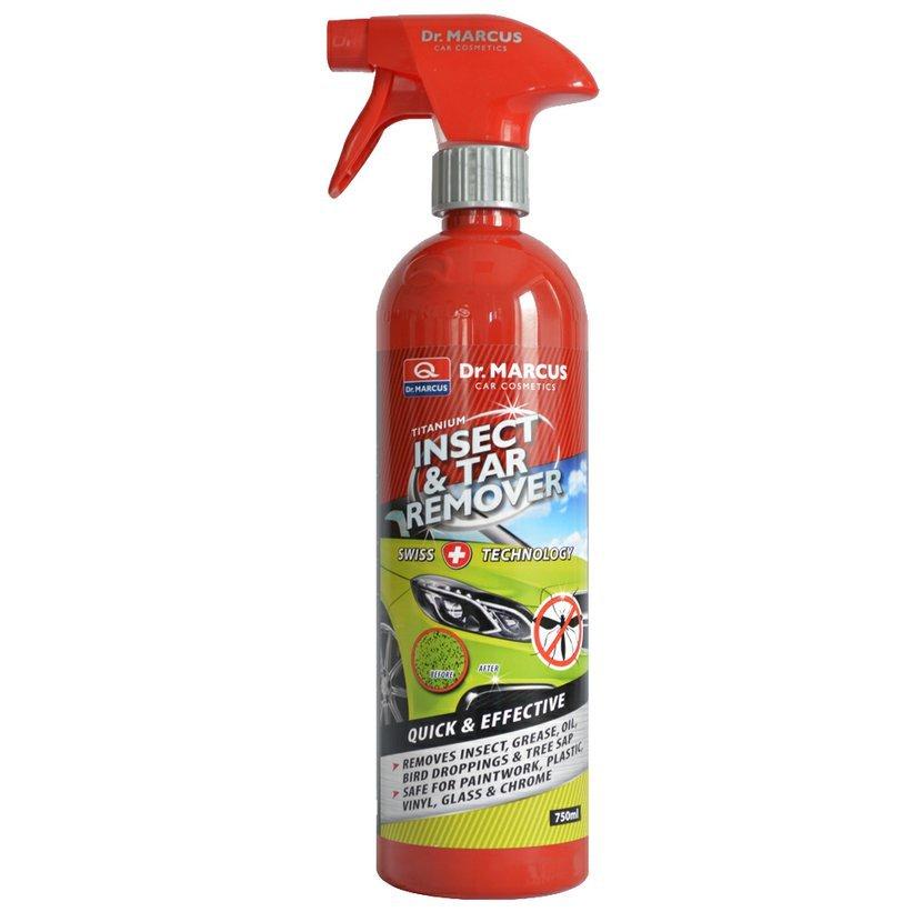 DM INSECT  TAR REMOVER 750ml odstraňovač hmyzu a dehtu
