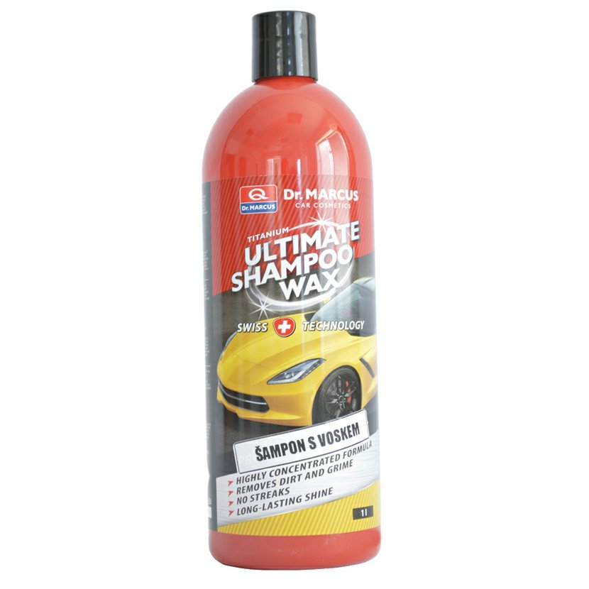 DM Šampon s voskem 1000ml
