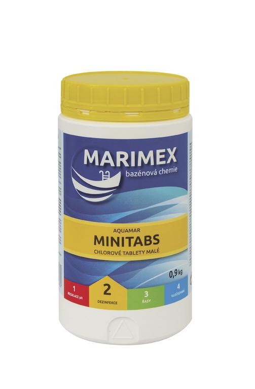 MARIMEX MinitabsMini Tablety 0,9 kg (tableta)