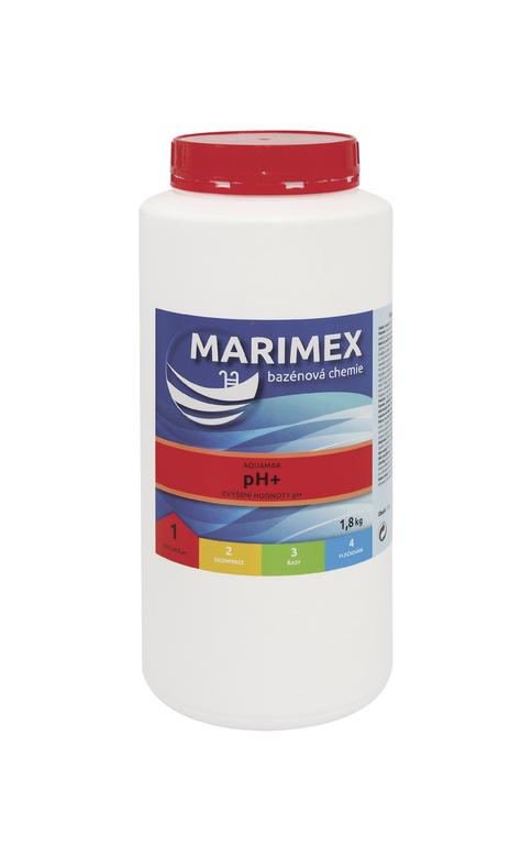 MARIMEX pH+ 1,8 kg (granulát)