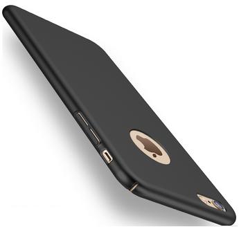 Plastový kryt pro Apple iPhone 7, černý SIXTOL