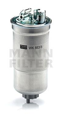 Palivový filtr WK853/3