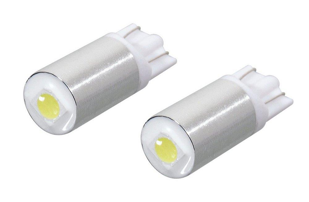 Žárovka 1 SMD LED 12V T10 bílá 2ks