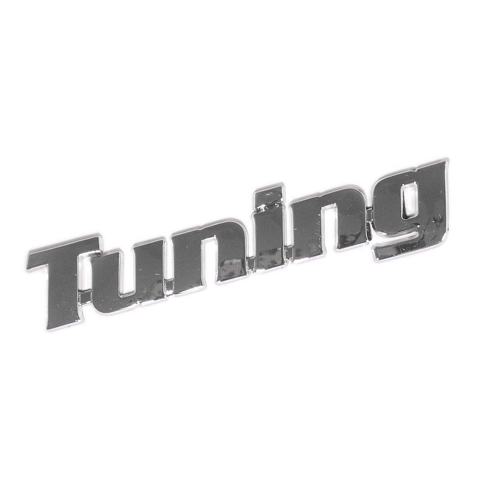 Znak TUNING samolepící PLASTIC