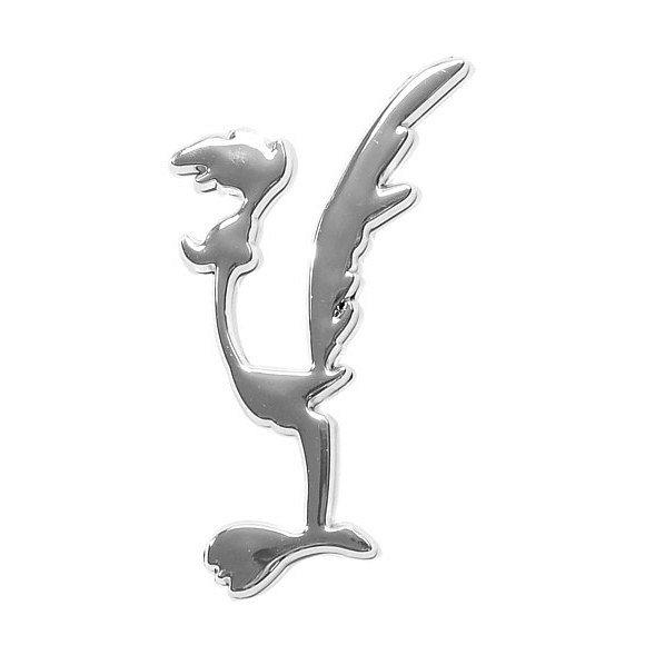 Znak SPEED BIRD samolepící PLASTIC