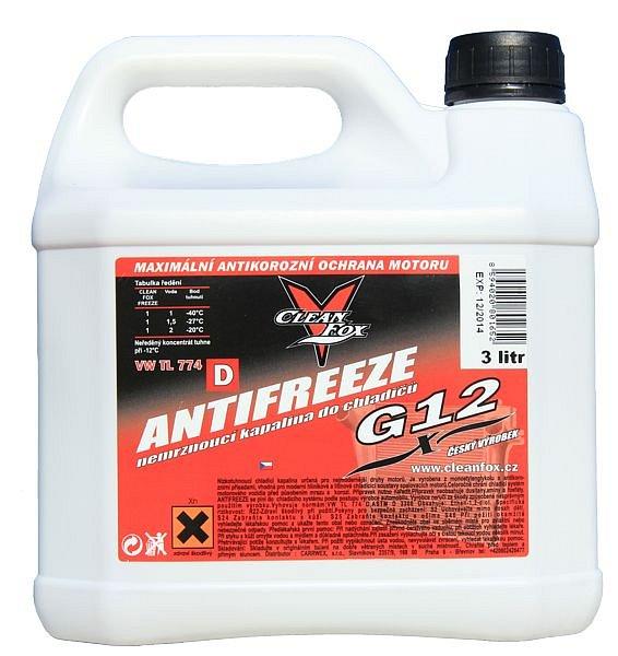Antifreeze G12,4 L