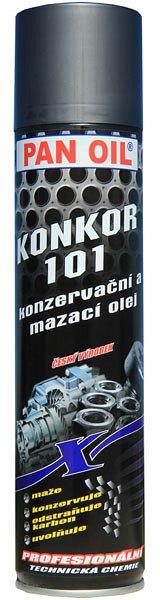 KONKOR 200 ml (olej), COMPASS