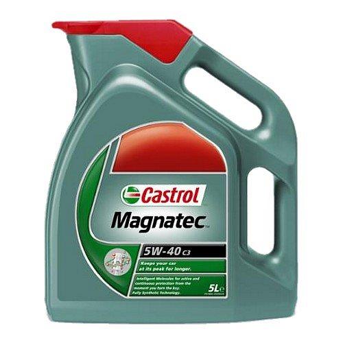 Olej motorový Castrol magnatec 5W-40 5L C3