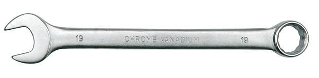 Klíč očkoplochý 11 mm CrV