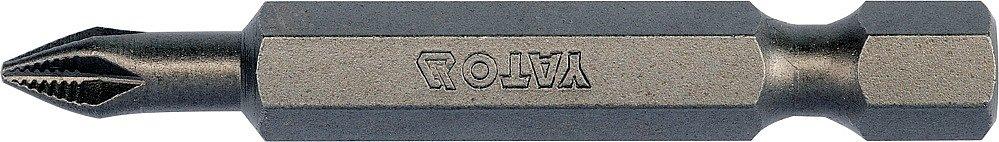 Bit křížový 1/4 PH1 x 50 mm 10 ks