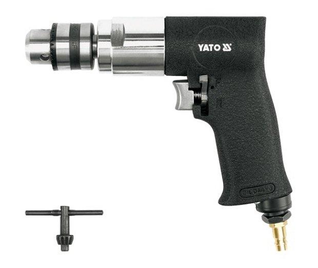 Vrtačka ruční vzduchová 10mm 1/4 180l/min