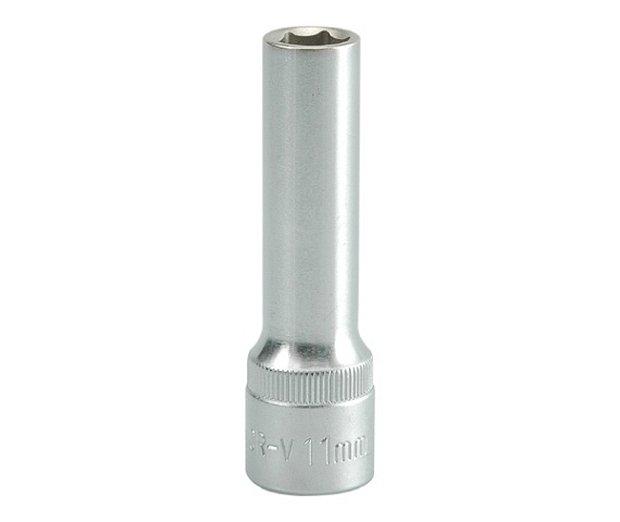 Nástavec 1/2 11 mm šetihranný hluboký