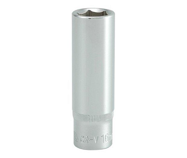Nástavec 1/2 16 mm šetihranný hluboký