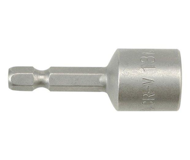 Nástavec magnetický 1/4 13 x 48 mm CrV