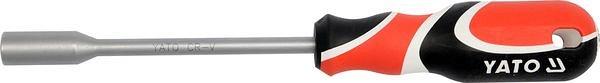 Klíč nástrčný 8 mm s rukojetí