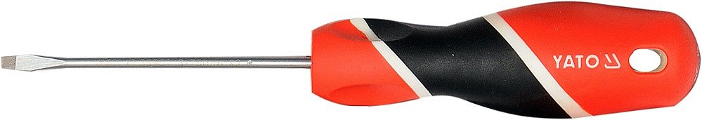 Šroubovák plochý 2 x 75 mm magnetický S2