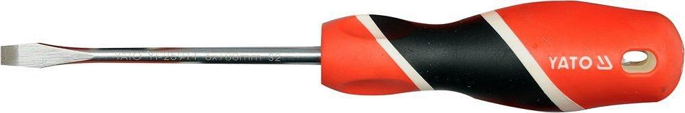 Šroubovák plochý 6 x 100 mm magnetický S2