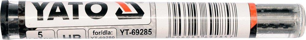 Náplň náhradní k tužce YT-69280-1 HB, 5ks