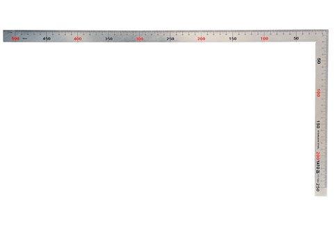 Truhlářský úhelník 250 x 500mm