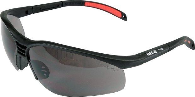 Ochranné brýle tmavé typ 91977, YATO