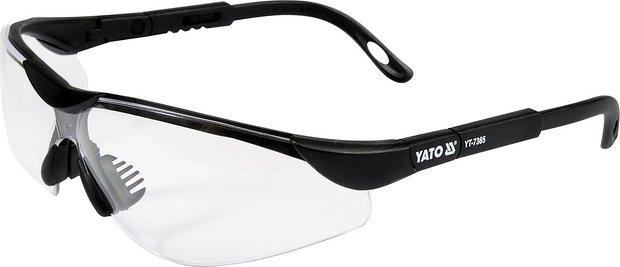 Ochranné brýle čiré typ 91659, YATO