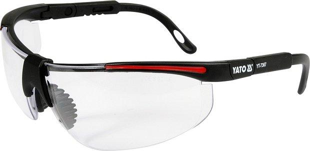 Ochranné brýle čiré typ 91708, YATO
