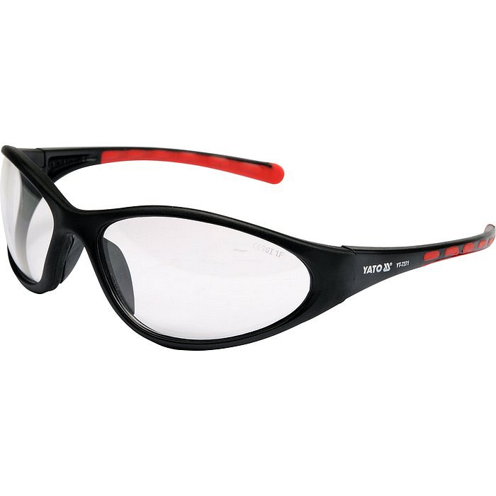 Ochranné brýle čiré typ 91692, YATO