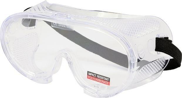 Ochranné brýle s páskem typ 2769, YATO