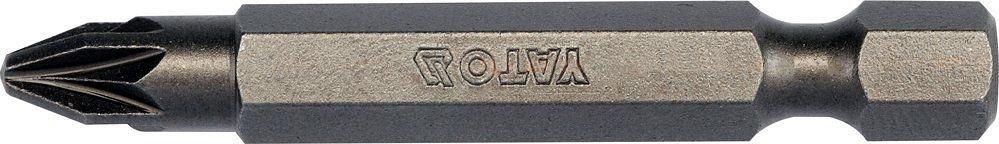 Bit křížový 1/4 PZ2 X 50mm,10ks