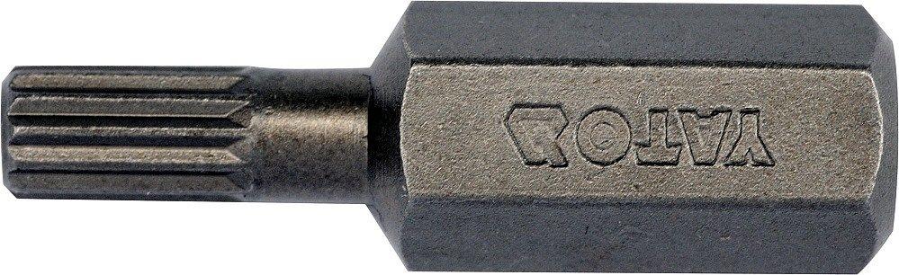 Bit vícezubý 8 mm M5 x 30 mm 10 ks S2