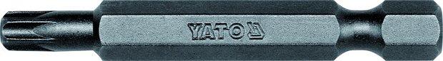 Bit TORX s otvorem 1/4 T27 x 50 mm 50 ks