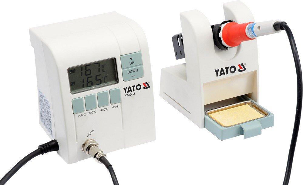 Pájecí stanice YATO 150-450°C 40W